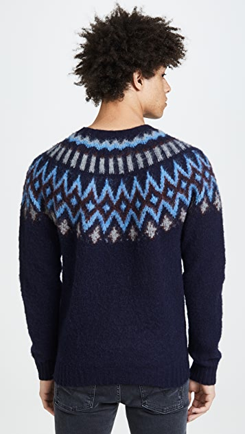 Howlin' Future Fantasy Fair Isle Sweater