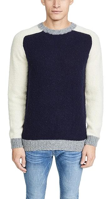 Howlin' Megatron Man Contrast Sweater