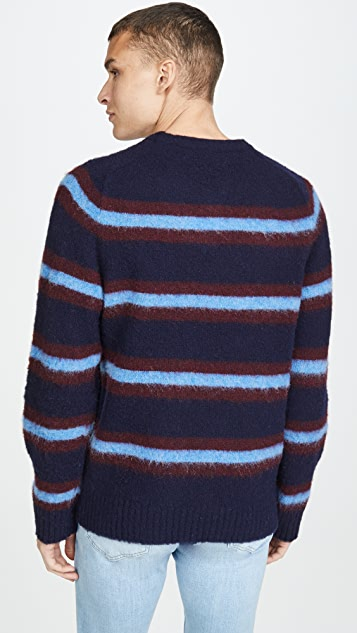 Howlin' Isle Of Magic Striped Sweater