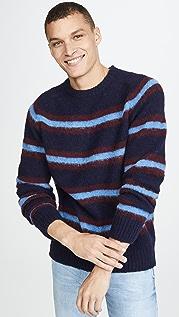 Howlin' Isle Of Magic Striped Sweater