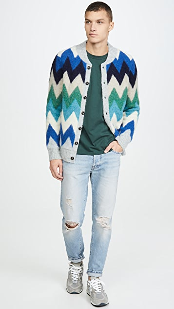 Howlin' The Blue Magician Cardigan Sweater