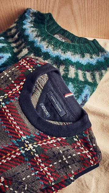 Howlin' Future Fantasy Wool Fair Isle Sweater