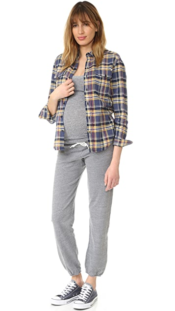 MONROW Maternity Vintage Sweats