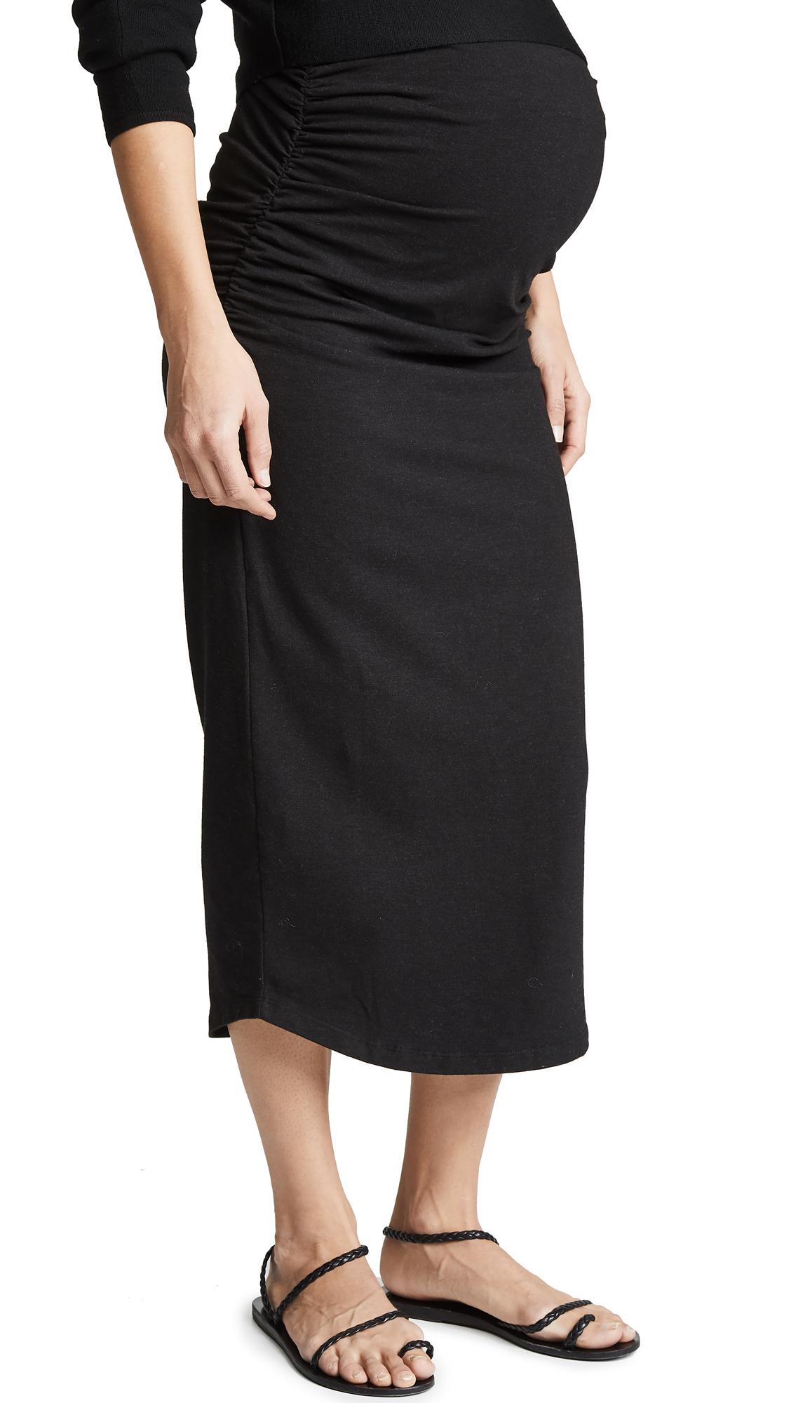 MONROW Maternity Skirt