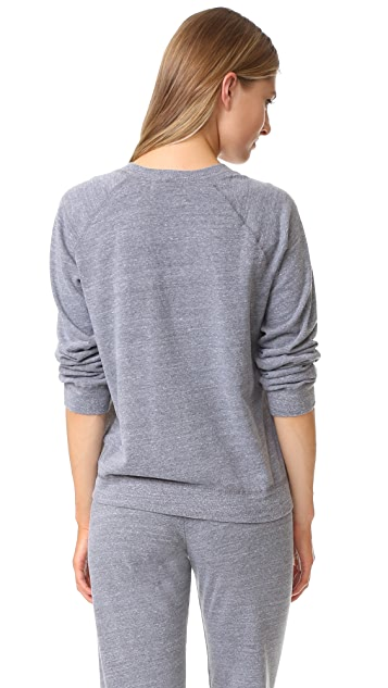 MONROW Paris Heather Vintage Sweatshirt