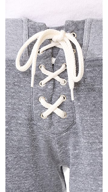 MONROW Football Sweatpants