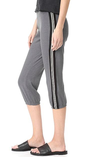 MONROW Sporty 3/4 Sweatpants