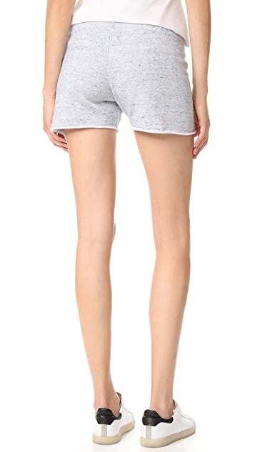 MONROW Burnout Shorts