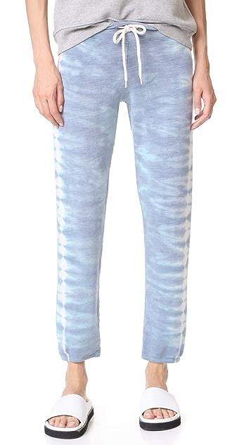 MONROW Vintage Tie Dye Sweatpants