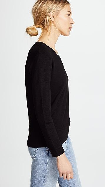MONROW 圆领运动衫