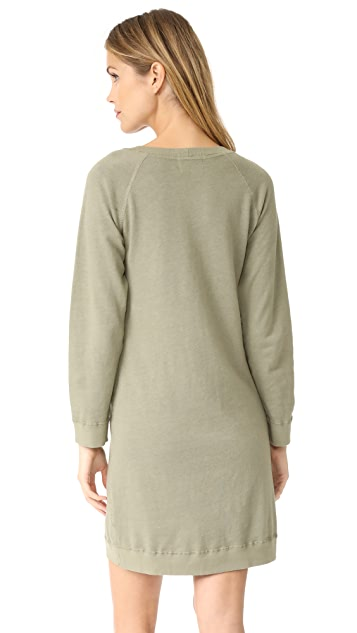 MONROW Sweatshirt Dress