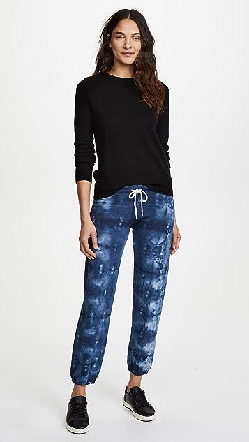 MONROW Tie Dye Sweatpants