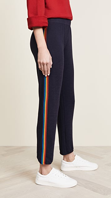 MONROW Supersoft Rainbow Sweatpants