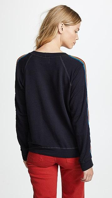 MONROW Rainbow Sweatshirt