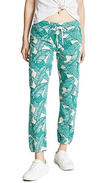 MONROW Banana Leaf Sweatpants