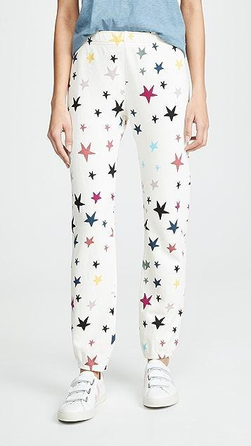 MONROW Спортивные брюки Color Star
