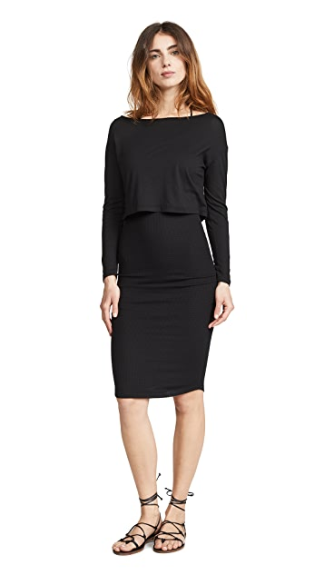 MONROW Baby Thermal Double Layer Dress