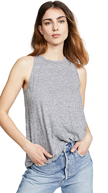MONROW Relaxed Racer Tank