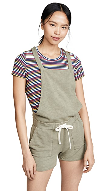 MONROW Patch Pocket Overalls