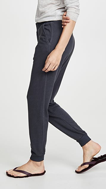 MONROW Snap Front Joggers