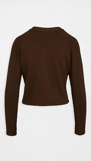 MONROW 超柔软绒布居家运动衫