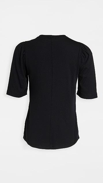 MONROW 泡泡袖 T 恤