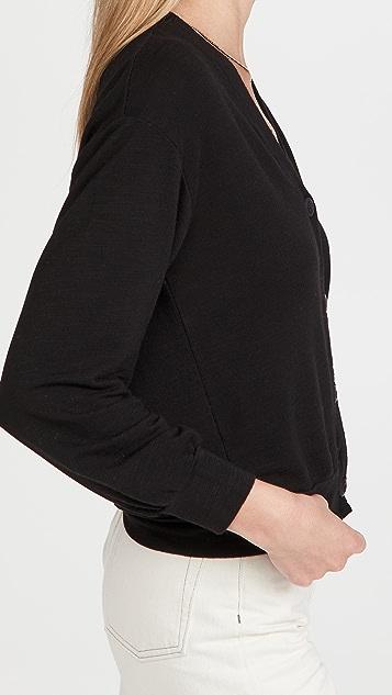 MONROW 超柔软开襟衫
