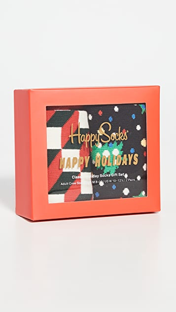 Happy Socks Holiday Socks Gift Set Socks