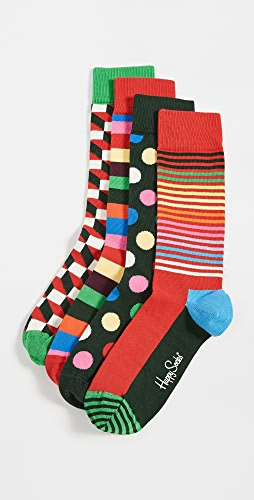 Happy Socks - Classic Holiday Socks Gift Set Socks