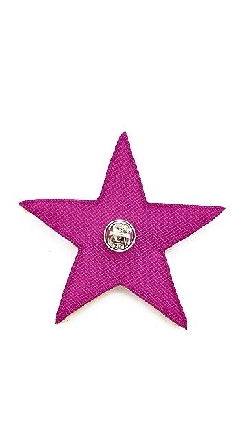 Huda Al Nuaimi Значок Blue Star