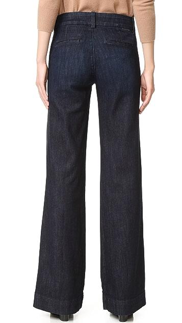 Hudson Joplin Wide Leg Trouser Jeans