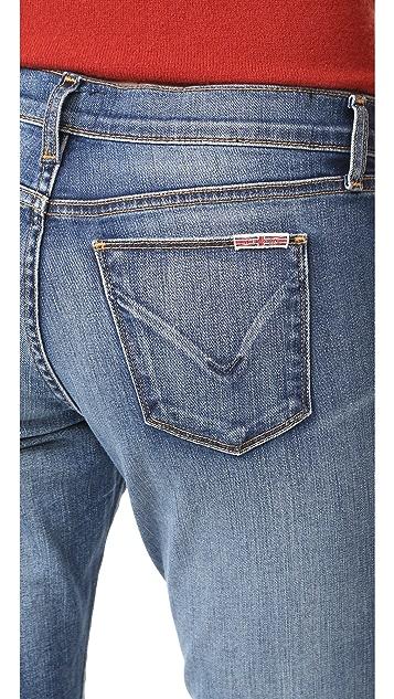 Hudson Riley Easy Slim Boyfriend Jeans