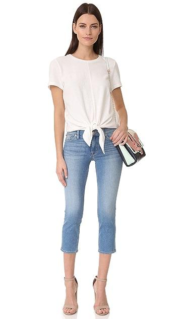 Hudson Fallon Crop Jeans
