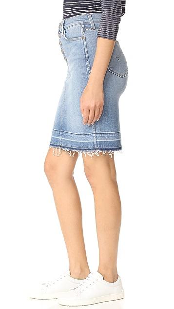 Hudson Remi High Rise Pencil Skirt