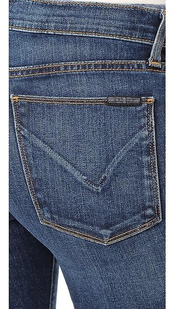 Hudson Knee Shorts