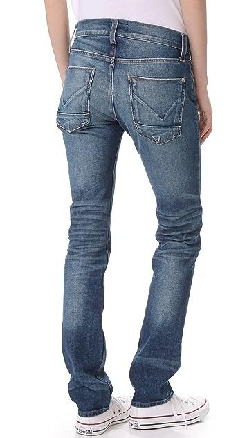 Hudson Gray Agender Jeans