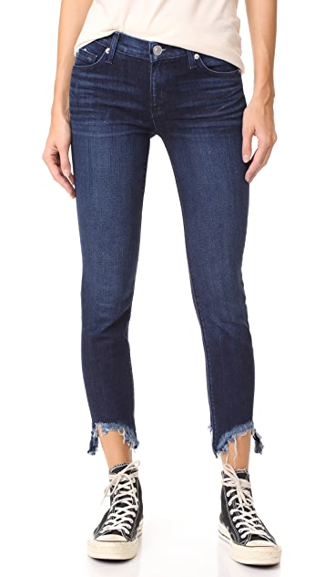 Hudson Colette Skinny Cigarette Jeans - Obsessed
