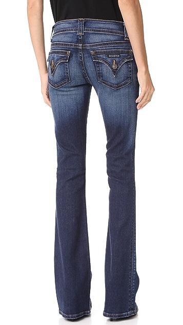 Hudson Signature Boot Cut Jeans