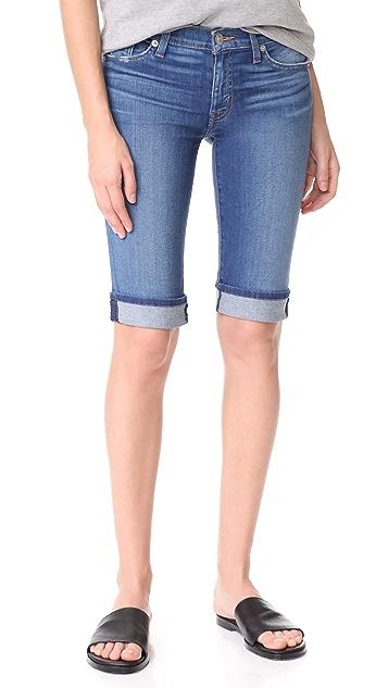 Hudson Amelia Knee Shorts