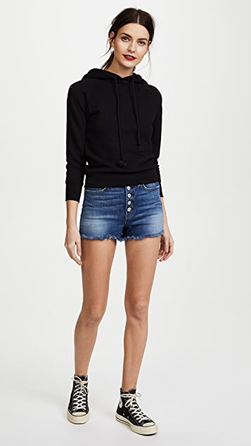 Hudson Zoeey Cutoff Shorts