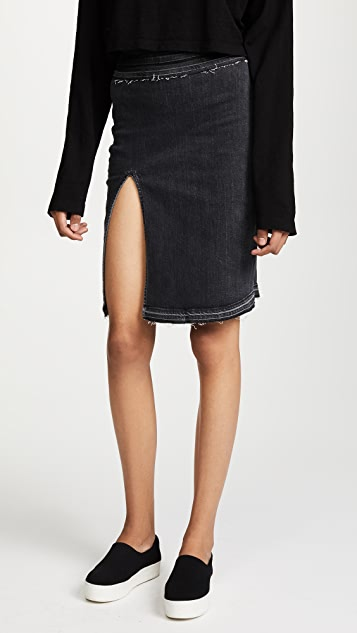 Hudson x Baja East Winnie Skirt