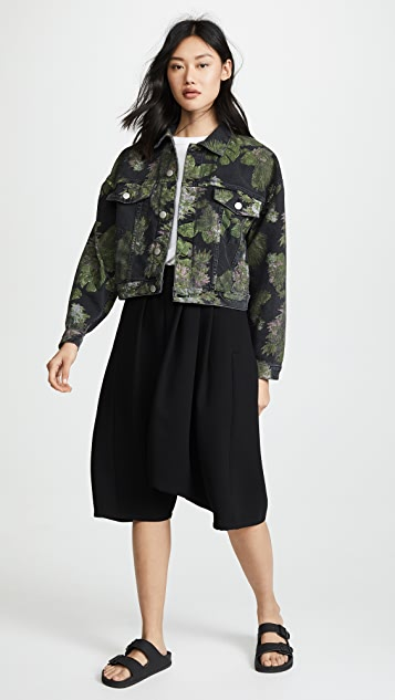 Hudson x Baja East Rei Cropped Jacket