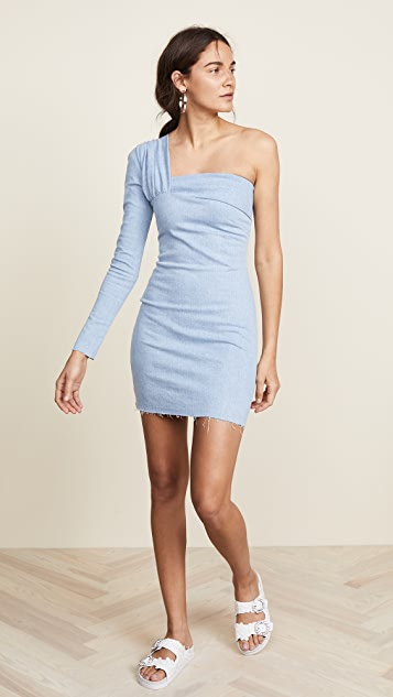 6af472b6d1f Hudson x Baja East Contour Mini Dress | SHOPBOP