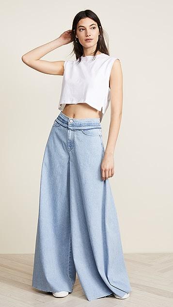Hudson x Baja East Billow Jeans