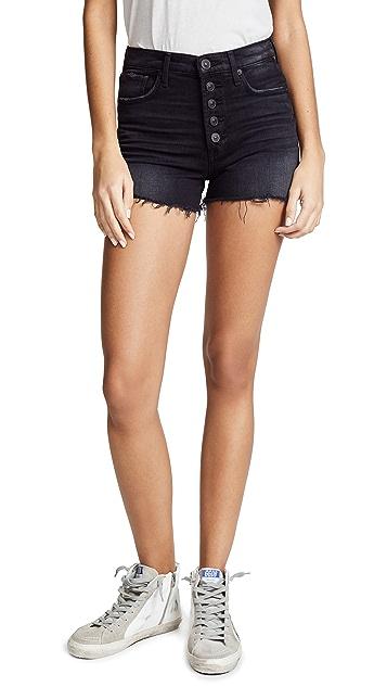 Hudson Zoeey High Rise Cutoff Shorts
