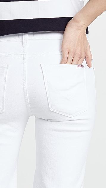 Hudson Amelia Cutoff Knee Shorts