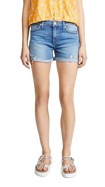 Hudson Valerie Cutoff BF Shorts
