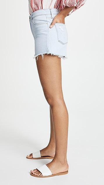 Hudson Sade Cutoff Shorts