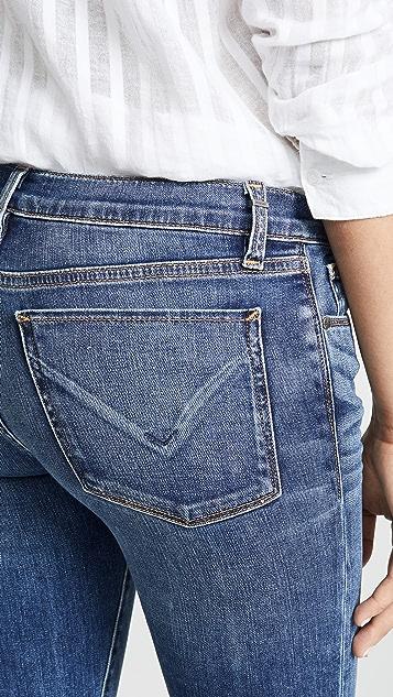 Hudson Krista 超紧身牛仔裤