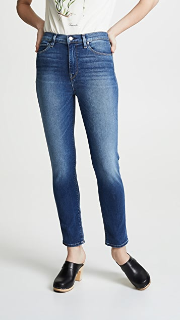Hudson Holly Super Crop Skinny Jeans